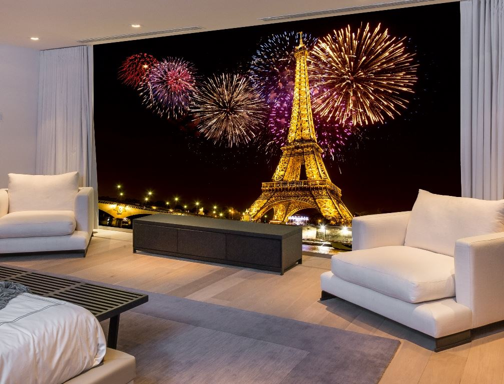 . Standard   Custom Size Wallpaper for interior wall decor